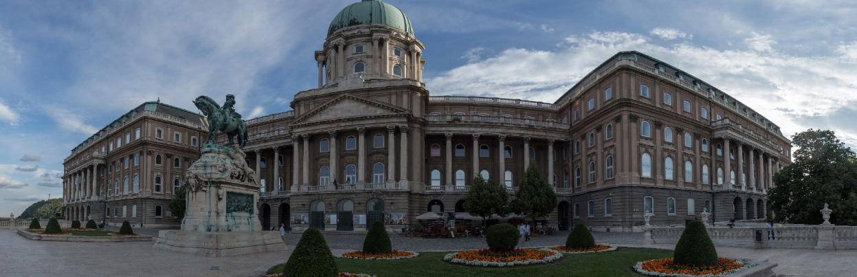 Tour durch Budapest