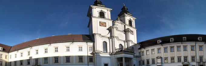 Stiftshof Kremsmünster