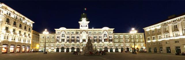 Piazza Unita Triest