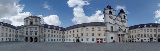 Benediktiner Stift Kremsmünster
