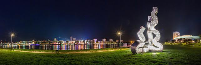 Donaulände Linz